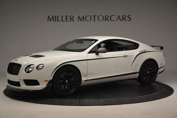 Used 2015 Bentley GT GT3-R for sale Sold at Bugatti of Greenwich in Greenwich CT 06830 3