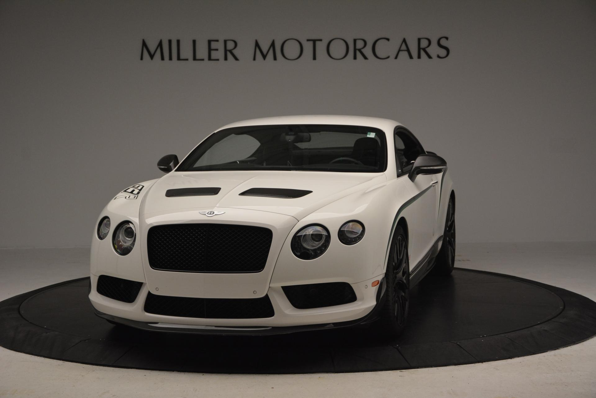 Used 2015 Bentley GT GT3-R for sale Sold at Bugatti of Greenwich in Greenwich CT 06830 1