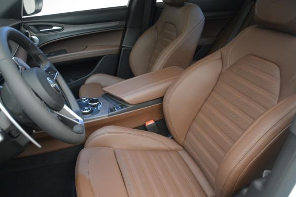 Used 2018 Alfa Romeo Stelvio Ti Sport Q4 for sale Call for price at Bugatti of Greenwich in Greenwich CT 06830 16