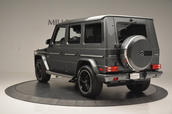Used 2017 Mercedes-Benz G-Class AMG G 63 for sale Sold at Bugatti of Greenwich in Greenwich CT 06830 5