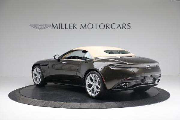 New 2019 Aston Martin DB11 V8 Convertible for sale Sold at Bugatti of Greenwich in Greenwich CT 06830 15