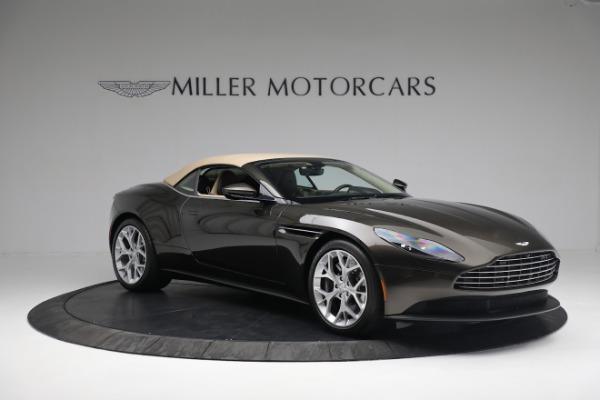 New 2019 Aston Martin DB11 V8 Convertible for sale Sold at Bugatti of Greenwich in Greenwich CT 06830 17