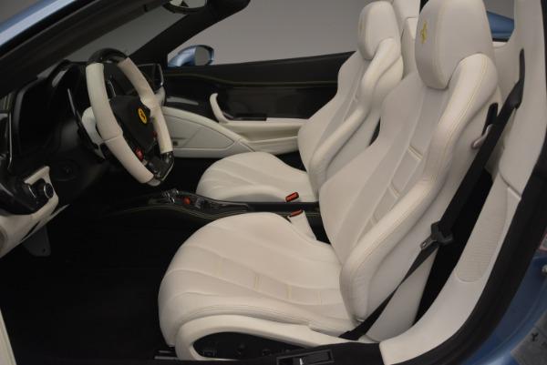 Used 2012 Ferrari 458 Spider for sale Sold at Bugatti of Greenwich in Greenwich CT 06830 26