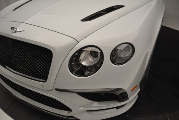 Used 2017 Bentley Continental GT Supersports for sale Sold at Bugatti of Greenwich in Greenwich CT 06830 14