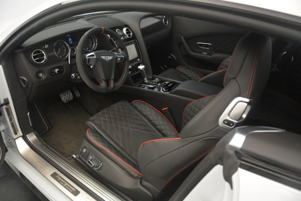 Used 2017 Bentley Continental GT Supersports for sale Sold at Bugatti of Greenwich in Greenwich CT 06830 22