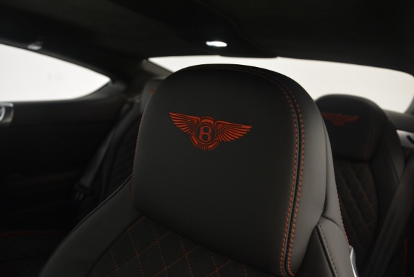 Used 2017 Bentley Continental GT Supersports for sale Sold at Bugatti of Greenwich in Greenwich CT 06830 25