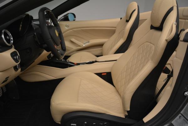 Used 2015 Ferrari California T for sale Sold at Bugatti of Greenwich in Greenwich CT 06830 26