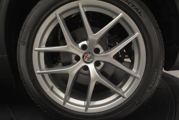 New 2018 Alfa Romeo Stelvio Ti Q4 for sale Sold at Bugatti of Greenwich in Greenwich CT 06830 8