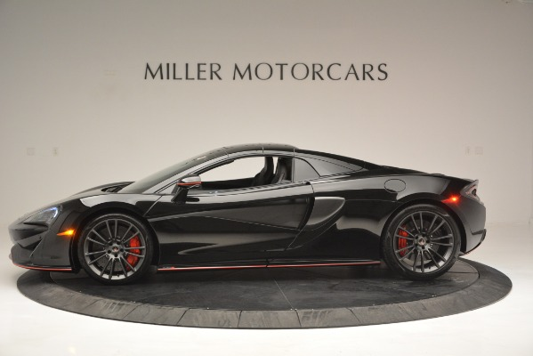 Used 2018 McLaren 570S Spider for sale Sold at Bugatti of Greenwich in Greenwich CT 06830 16