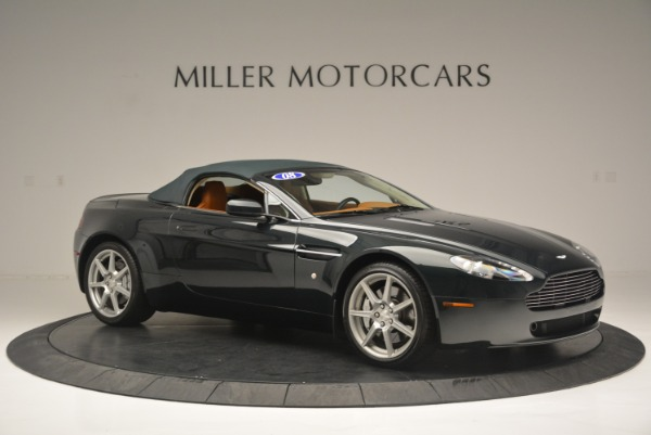 Used 2008 Aston Martin V8 Vantage Roadster for sale Sold at Bugatti of Greenwich in Greenwich CT 06830 13