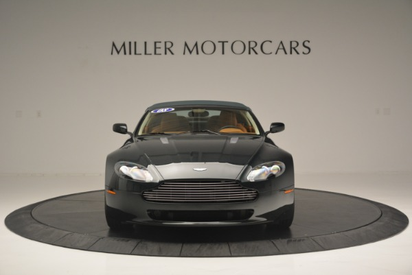 Used 2008 Aston Martin V8 Vantage Roadster for sale Sold at Bugatti of Greenwich in Greenwich CT 06830 15