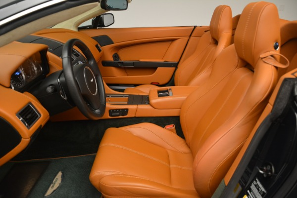 Used 2008 Aston Martin V8 Vantage Roadster for sale Sold at Bugatti of Greenwich in Greenwich CT 06830 16