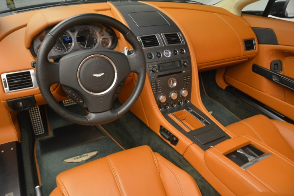 Used 2008 Aston Martin V8 Vantage Roadster for sale Sold at Bugatti of Greenwich in Greenwich CT 06830 17