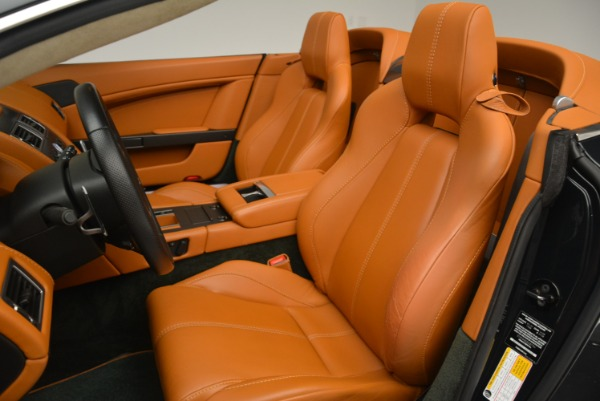 Used 2008 Aston Martin V8 Vantage Roadster for sale Sold at Bugatti of Greenwich in Greenwich CT 06830 18