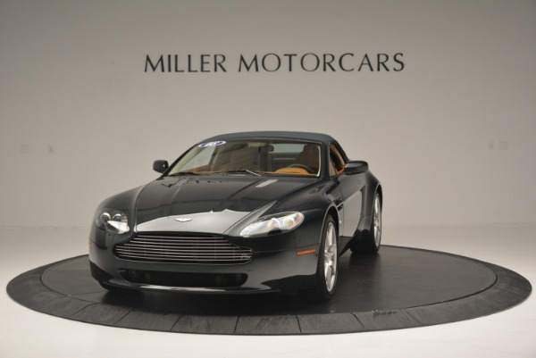 Used 2008 Aston Martin V8 Vantage Roadster for sale Sold at Bugatti of Greenwich in Greenwich CT 06830 9