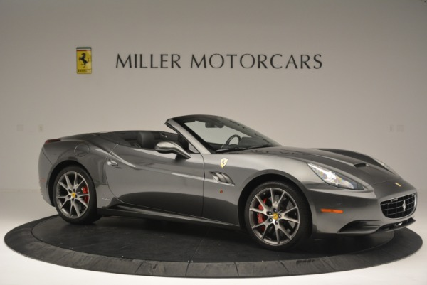 Used 2010 Ferrari California for sale Sold at Bugatti of Greenwich in Greenwich CT 06830 10