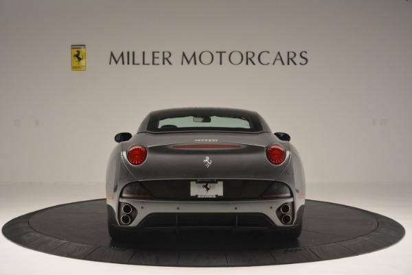 Used 2010 Ferrari California for sale Sold at Bugatti of Greenwich in Greenwich CT 06830 18