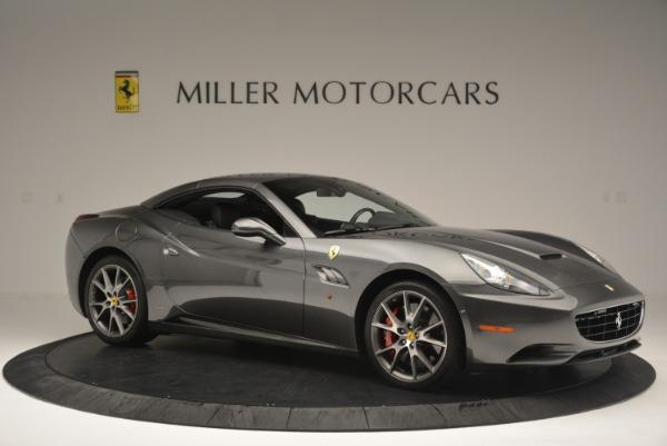 Used 2010 Ferrari California for sale Sold at Bugatti of Greenwich in Greenwich CT 06830 22