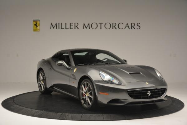Used 2010 Ferrari California for sale Sold at Bugatti of Greenwich in Greenwich CT 06830 23