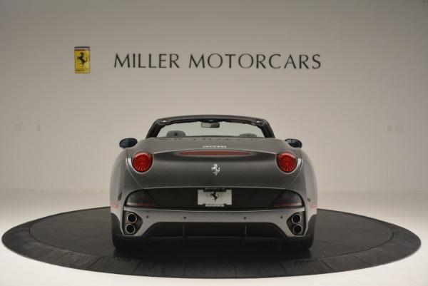 Used 2010 Ferrari California for sale Sold at Bugatti of Greenwich in Greenwich CT 06830 6