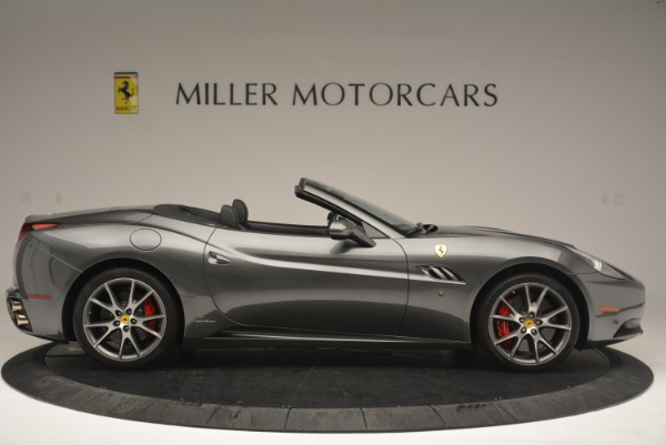 Used 2010 Ferrari California for sale Sold at Bugatti of Greenwich in Greenwich CT 06830 9