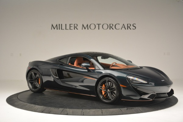 New 2018 McLaren 570GT Coupe for sale Sold at Bugatti of Greenwich in Greenwich CT 06830 10