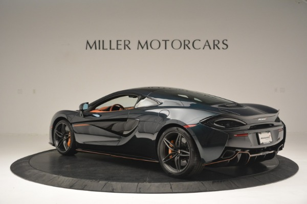 New 2018 McLaren 570GT Coupe for sale Sold at Bugatti of Greenwich in Greenwich CT 06830 4