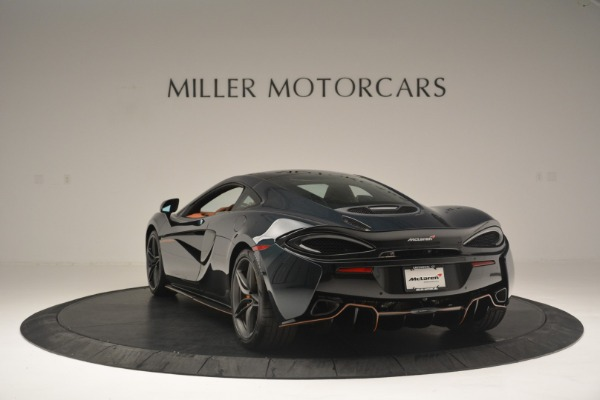 New 2018 McLaren 570GT Coupe for sale Sold at Bugatti of Greenwich in Greenwich CT 06830 5