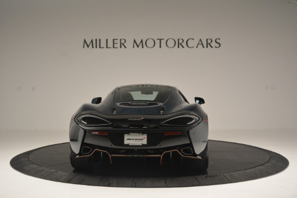 New 2018 McLaren 570GT Coupe for sale Sold at Bugatti of Greenwich in Greenwich CT 06830 6