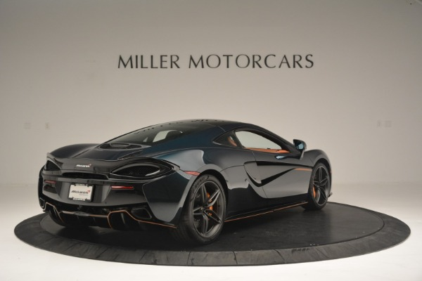 New 2018 McLaren 570GT Coupe for sale Sold at Bugatti of Greenwich in Greenwich CT 06830 7