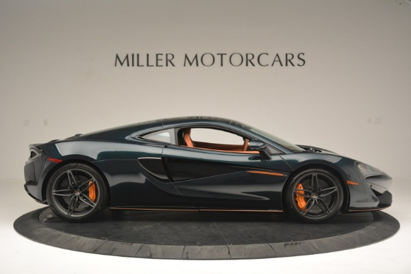 New 2018 McLaren 570GT Coupe for sale Sold at Bugatti of Greenwich in Greenwich CT 06830 9