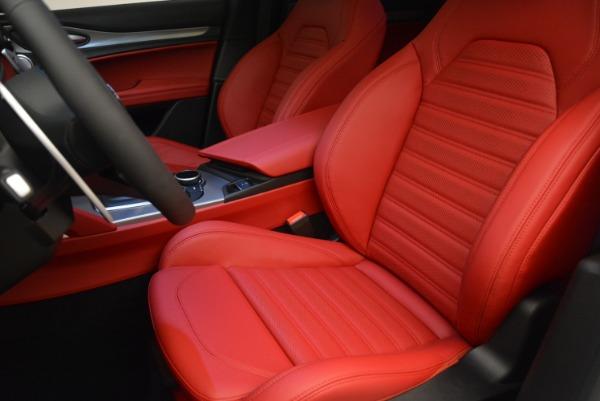 Used 2018 Alfa Romeo Stelvio Ti Sport Q4 for sale Sold at Bugatti of Greenwich in Greenwich CT 06830 14