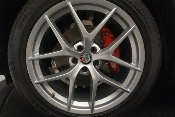 Used 2018 Alfa Romeo Stelvio Ti Sport Q4 for sale Sold at Bugatti of Greenwich in Greenwich CT 06830 26