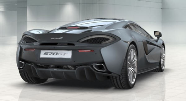 New 2018 McLaren 570GT for sale Sold at Bugatti of Greenwich in Greenwich CT 06830 5