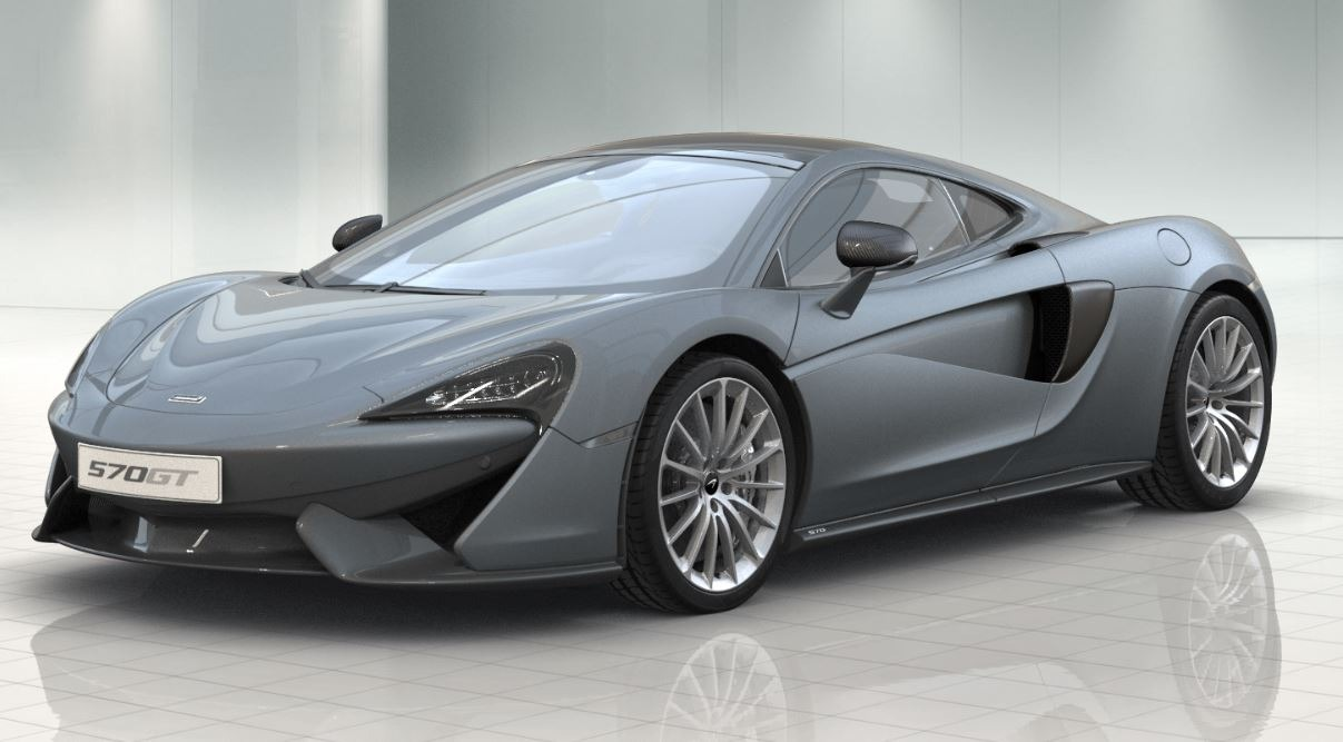 New 2018 McLaren 570GT for sale Sold at Bugatti of Greenwich in Greenwich CT 06830 1