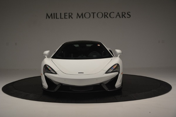 Used 2018 McLaren 570GT for sale Sold at Bugatti of Greenwich in Greenwich CT 06830 12