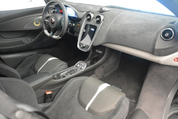 Used 2018 McLaren 570GT for sale Sold at Bugatti of Greenwich in Greenwich CT 06830 18