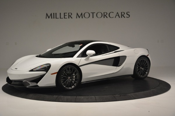 Used 2018 McLaren 570GT for sale Sold at Bugatti of Greenwich in Greenwich CT 06830 2