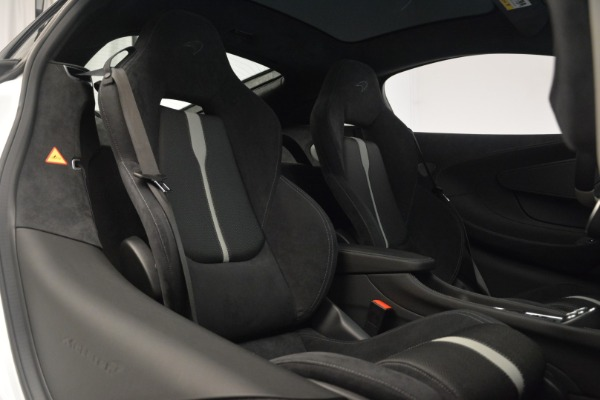 Used 2018 McLaren 570GT for sale Sold at Bugatti of Greenwich in Greenwich CT 06830 20