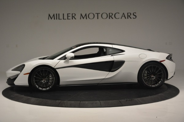 Used 2018 McLaren 570GT for sale Sold at Bugatti of Greenwich in Greenwich CT 06830 3