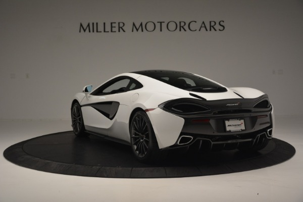 Used 2018 McLaren 570GT for sale Sold at Bugatti of Greenwich in Greenwich CT 06830 5