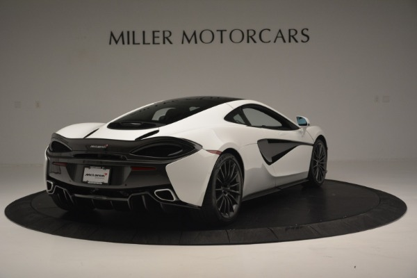Used 2018 McLaren 570GT for sale Sold at Bugatti of Greenwich in Greenwich CT 06830 7