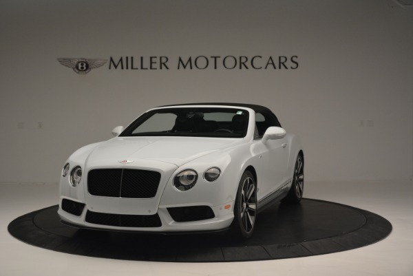 Used 2014 Bentley Continental GT V8 S for sale Sold at Bugatti of Greenwich in Greenwich CT 06830 10