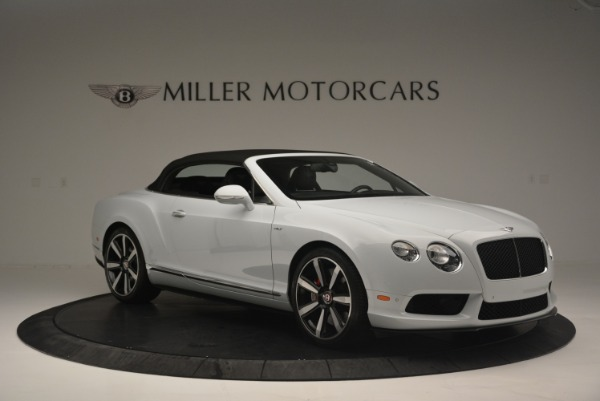 Used 2014 Bentley Continental GT V8 S for sale Sold at Bugatti of Greenwich in Greenwich CT 06830 17