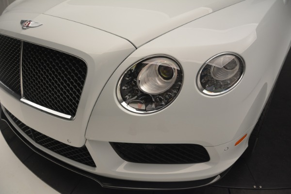 Used 2014 Bentley Continental GT V8 S for sale Sold at Bugatti of Greenwich in Greenwich CT 06830 21