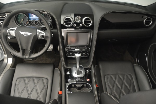 Used 2014 Bentley Continental GT V8 S for sale Sold at Bugatti of Greenwich in Greenwich CT 06830 28