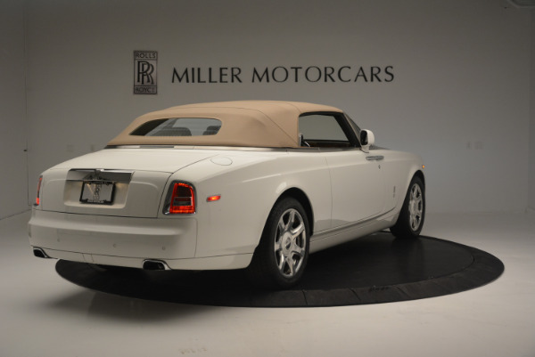 Used 2013 Rolls-Royce Phantom Drophead Coupe for sale Sold at Bugatti of Greenwich in Greenwich CT 06830 13