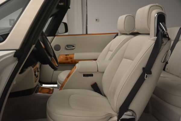 Used 2013 Rolls-Royce Phantom Drophead Coupe for sale Sold at Bugatti of Greenwich in Greenwich CT 06830 26
