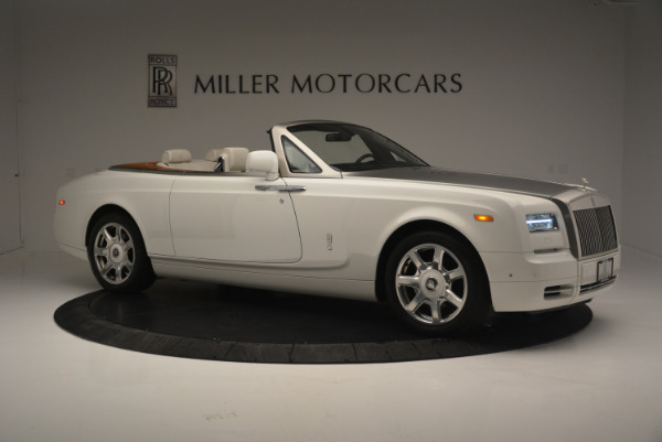 Used 2013 Rolls-Royce Phantom Drophead Coupe for sale Sold at Bugatti of Greenwich in Greenwich CT 06830 7