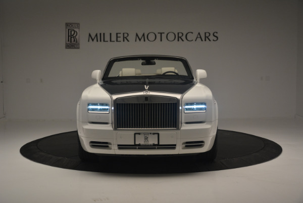 Used 2013 Rolls-Royce Phantom Drophead Coupe for sale Sold at Bugatti of Greenwich in Greenwich CT 06830 8